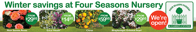 Four Seasons August Freebie