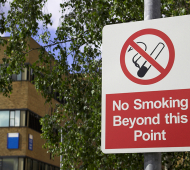 Butting out: North Sydney goes smoke-free