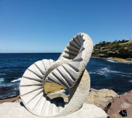 Falinski wary of Manly's Sculpture by the Sea bid