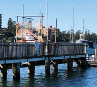 Forty Baskets tidal pool repairs delayed to 2020
