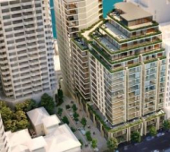 Building boom for Alfred Street