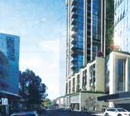 Sky high plans for Chatswood dashed