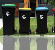 Residents spend close to $500k on additional bins