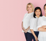 1 in 7 women in NSW will develop breast cancer in their lifetime