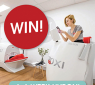 WIN: 4-week Hypoxi pack valued at $828