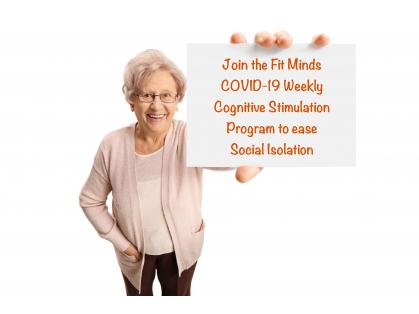 Program to ease Isolation for Seniors