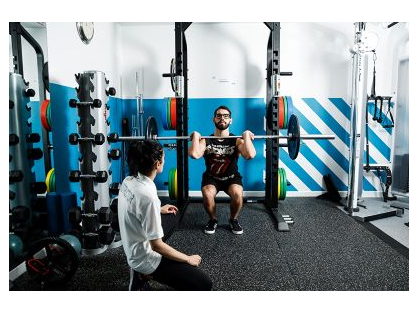 Free 7 Day Trial with Plus Fitness