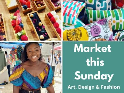 Art, Design & Fashion Market at TKC
