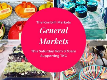 General & Fashion Market at TKC