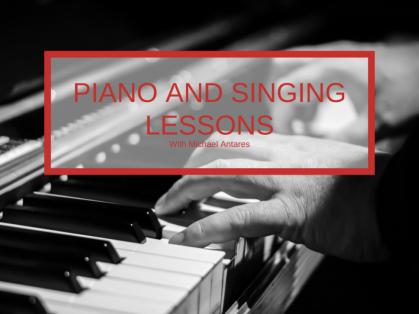Piano and Singing Lessons at TKC