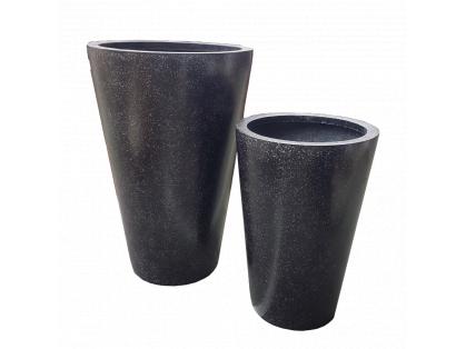 30% off Terrazzo Tall Flower Pots