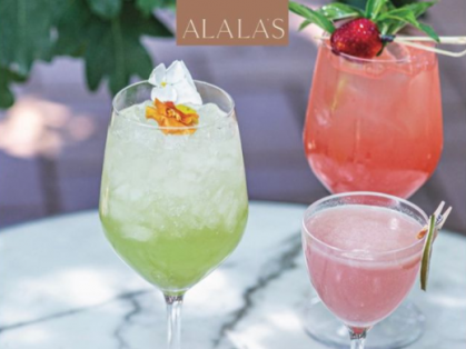 $12 Cocktails