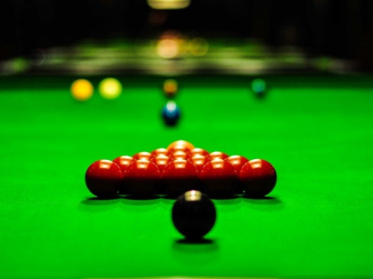 Snooker Reopens at The Builders Club