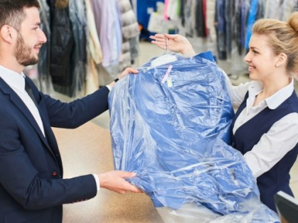 30% Off First Time Dry Cleaning Drop Off