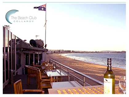 The beach Club Collaroy