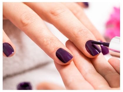 Luxury Manicure & Pedicure, Touch of Heaven, Think Local Promotion