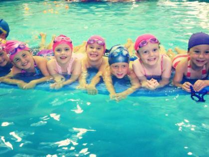 Splashed Swim School