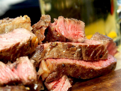 $17.50 Scotch Fillet Combo Wednesdays