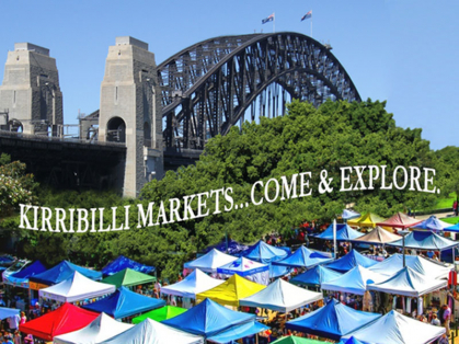 Kirribilli General Market 4th Saturday
