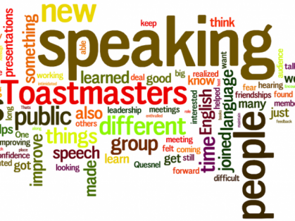 Toastmasters Speaking Courses