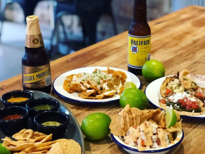 $80 of Mexican Food & Drinks: Only $40!, Think Local Deal, El Gusano Taqueria