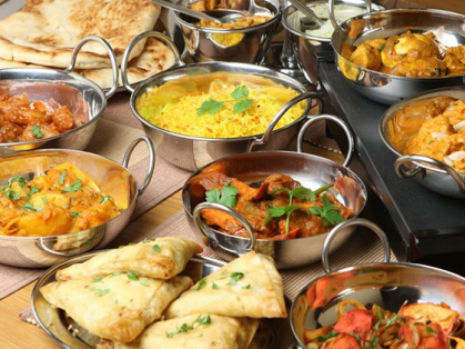 $36 Banquet at Bijolias Indian