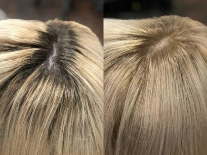 6 Week Re-Growth Colour & Blow Dry $80