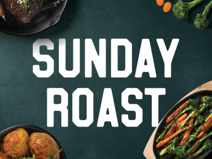 $14.90 Sunday Roast