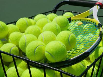 Beat The Heat Tennis Program at NBC