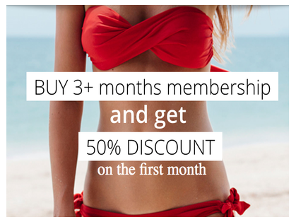 Buy 3 months get 50% Off the first month, Hypoxi Lane Cove