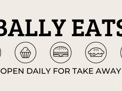 Bally Eats Takeaway