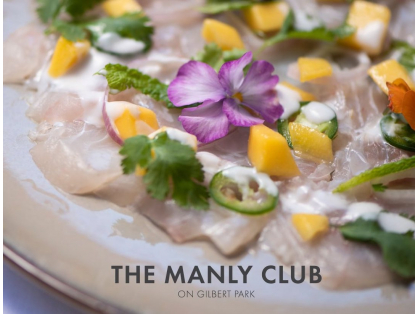 The Manly Club