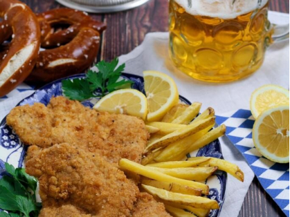 47% off Date Night Meal & Beer for 2