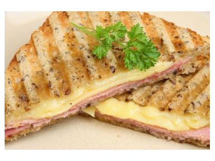 Toasties & Coffee for 2 Only $10.50!