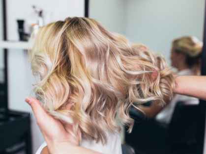 Wash, Treatment, Style Cut & B-Dry $65, Think Local Deal, House of Manes