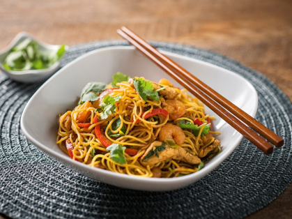 2-4-1 Delicious Noodle Lunch Only $14.80, Think Local Deal, Oceanviews Asian Cuisine