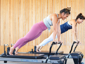 Try KX Reformer Pilates Free, Save $60!, Think Local Deal, KX Pilates Mona Vale