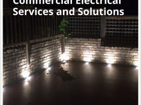 Commercial Electrical Services and Solut
