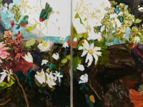 Laura Jones - The Garden Art Exhibition