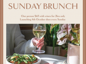 Sunday Brunch at Oaks Hotel