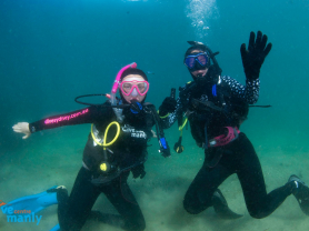 Discover Scuba Diving With Dive Centre Manly