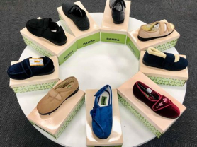 Panda Aged Care Slipper Range