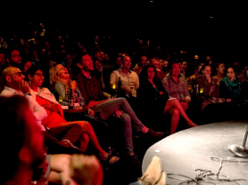 Laugh Along At The Comedy Store