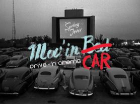 MOVIN'CAR Outdoor Cinema