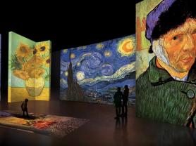 Van Gogh Alive - Art Exhibit