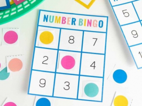 Bingo Tuesdays and Fridays