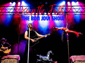 Keep the Faith – The Bon Jovi Show