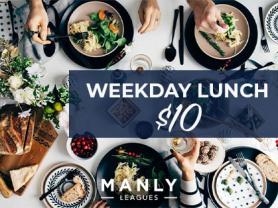 $10 Weekday Lunch Specials!