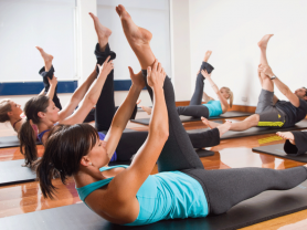 Pilates at The Kirribilli Centre