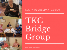 Seniors Bridge Group at TKC
